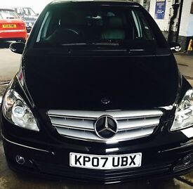 Mercedes b180 Cdi full leather interior, low miles well looked after , service history