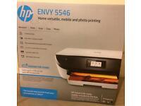 Hp wifi colored printer