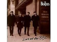 Beatles live at the BBC CD