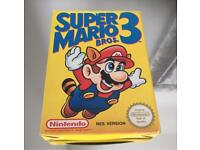 Super mario bros 3 nes Nintendo game