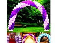 Balloon decoration,birthday parties,weddings,....