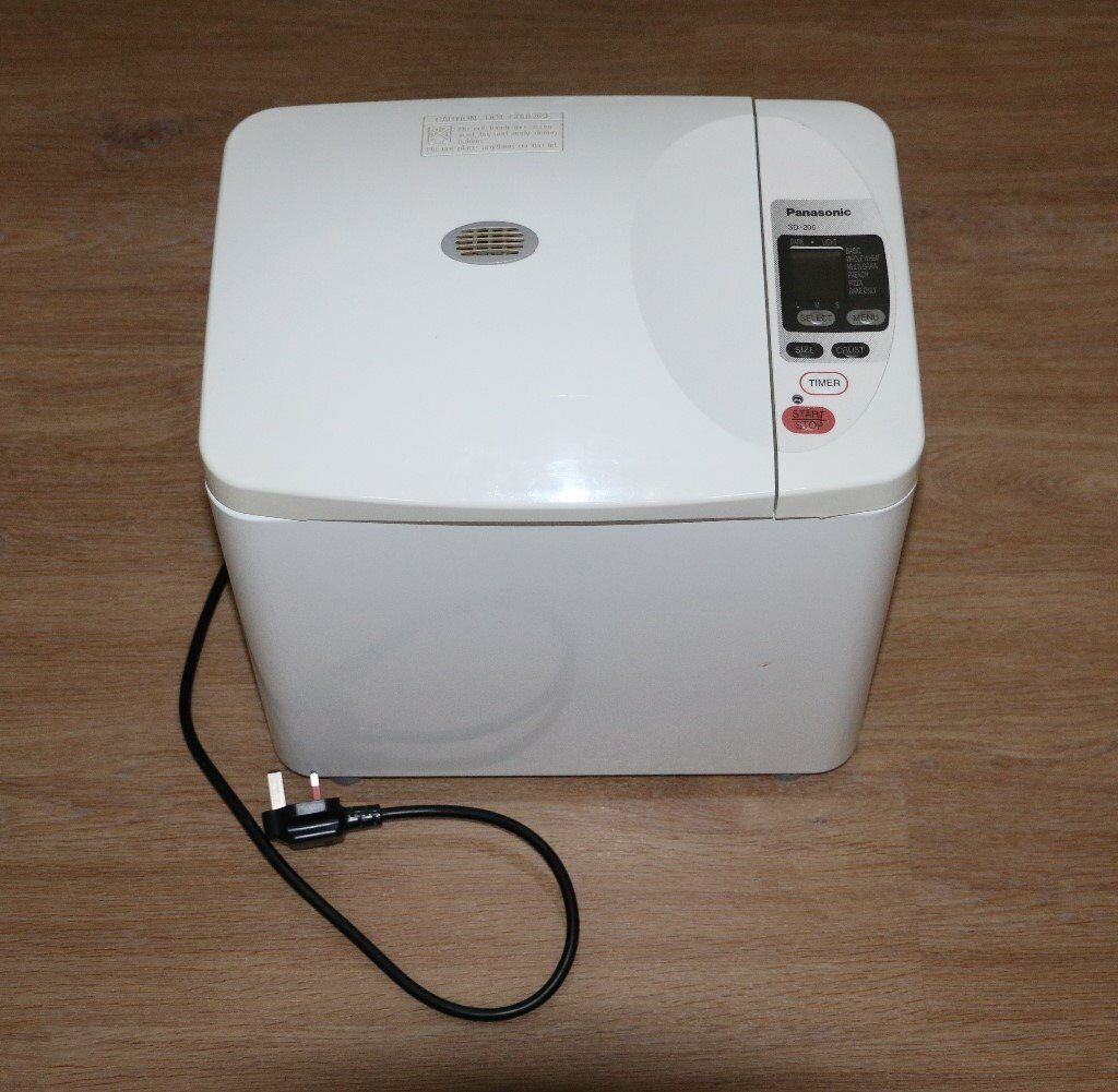 Panasonic SD-206 Bread Maker