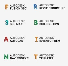 AUTODESK AUTOCAD 2020- | in Lasswade, Midlothian | Gumtree