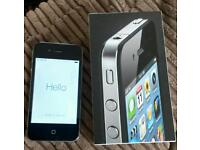 Iphone 4 on Vodafone good condition no charger