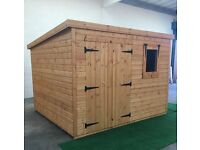 garden sheds and summer houses made to order any size or spec free installation