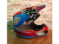 FOX V3 Motocross Off-road Dirtbike MotoX Helmet (size:M)