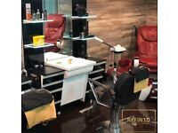 ***BARBERS WANTED*** Established business