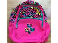 Smiggle school backpack in excellent condition