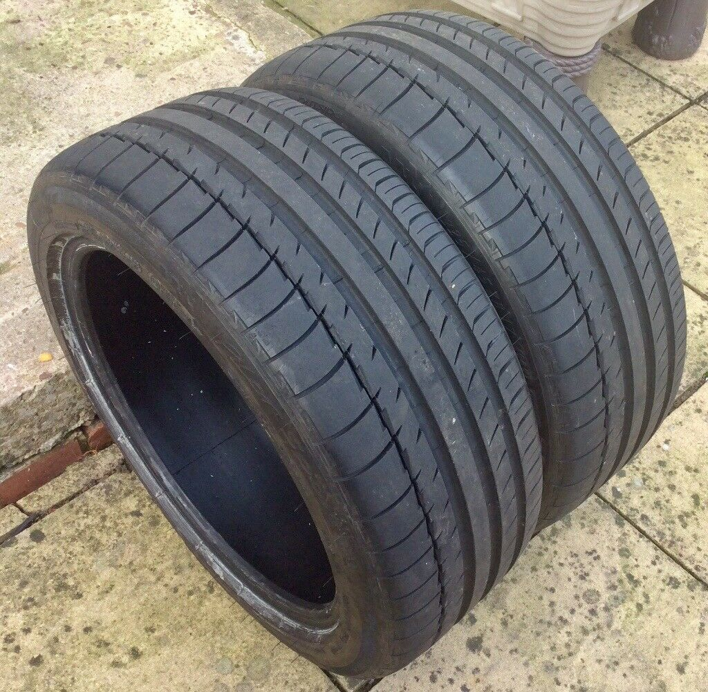 Michelin Pilot Sport 2 Tyres X2 Size 225/45/17 Excellent Condition! Collect Sheffield 8