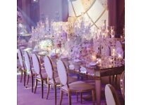 Dance floor, Throne chair, mendhi, centre pieces, wedding stages