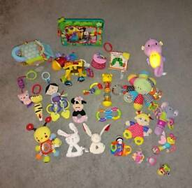 Bundle of baby toys all great condition