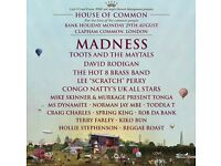 BARGAIN!! 2 X VIP Tickets from Madness House of Commons! £80 ONO
