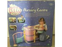 New Early Learning Centre Little ones Nursery Dolls Centre
