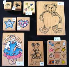 Quality Rubber Stamps - Childrens & Babies Eden Hills Mitcham Area Preview