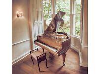 Beautiful 140 year old Playel mini grand Free to a good home