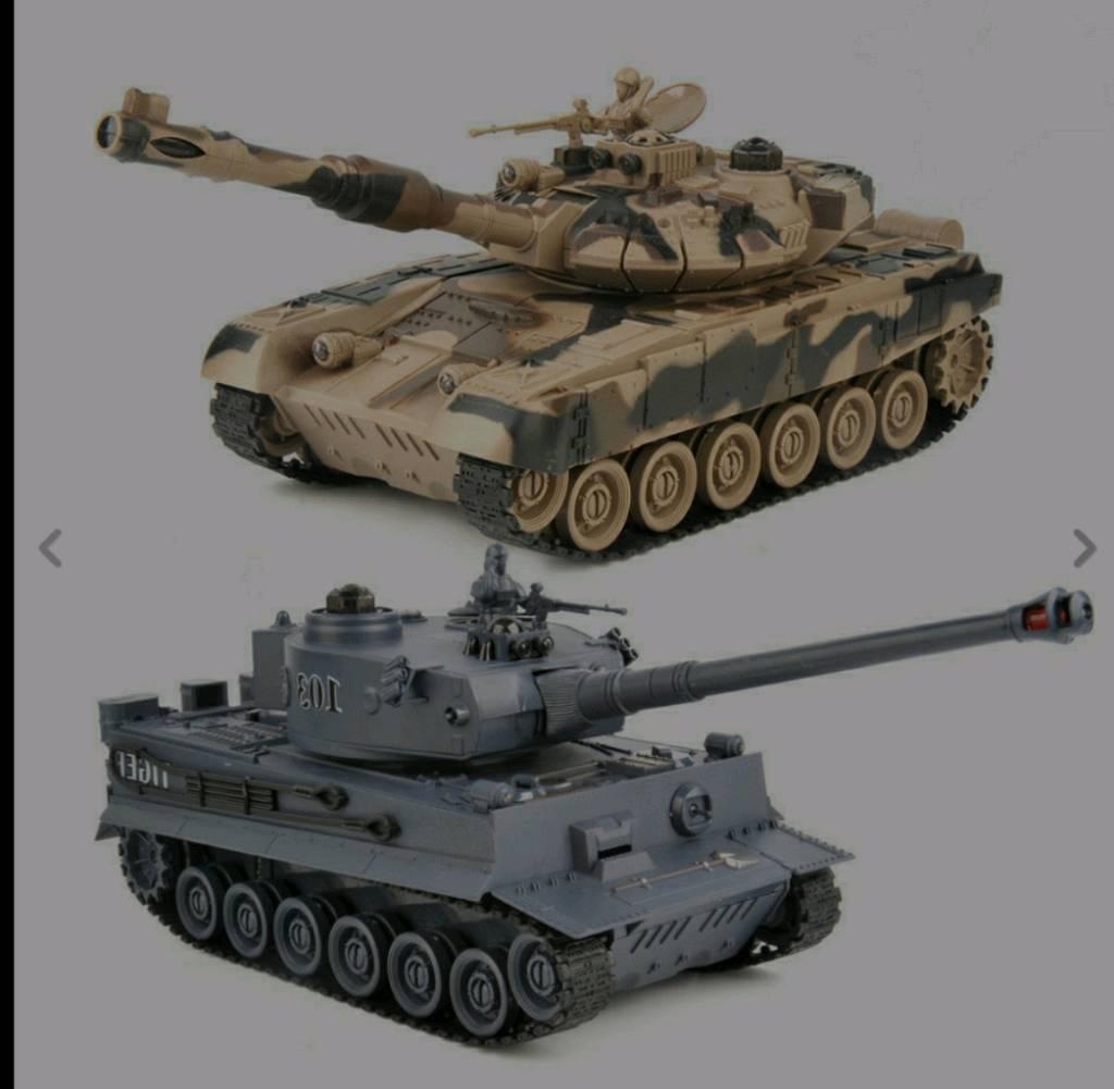 Rc battle tanks | in Saltash, Cornwall | Gumtree