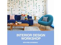 Interior Design Workshop / Course With Award Winning Lifestyle Bloggers