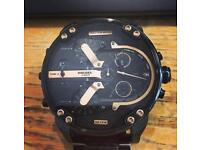 Diesel Only The Brave Watch 3 Bar