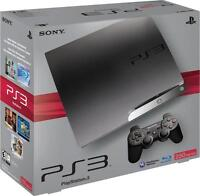 Sony Playstation 3 PS3 SLIM 250GO