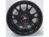 """BRAND NEW 19"""" INCH ALLOY WHEELS BBS CH, Audi VW Golf, A3 A4 A5 RS3 RS4 S4 S3, 1 3 5 SERIES, R RS, X3"""
