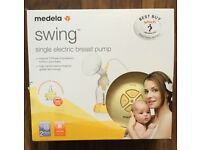 MEDELA SWING BREAST PUMP - GREAT CONDITION