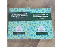 2 Maths books