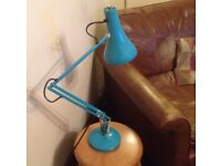 Vintage Retro style large Anglepoise desk, table lamp - Lovely condition - Type 75 70's design