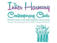 Come & Join The Inner Harmony Contemporary Choir - Sing The Stress Away