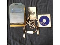 Usb 2.0 , XP - Vista , Easy Transfer Link Adapter cable , with software cd and instructions