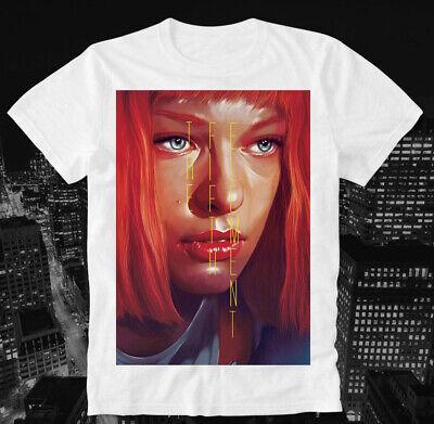 T-Shirt The Fifth 5th Element Fünfte Element Ruby Rodd Leeloo Korben Dallas Zorg ()