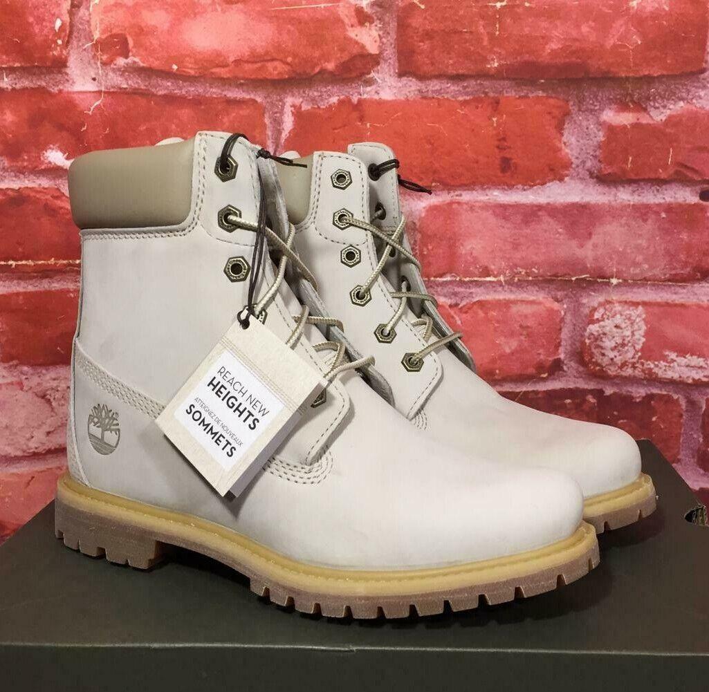 Timberland Women's 6 Inch Premium Waterproof INTERNAL WEDGE Boots 8228A