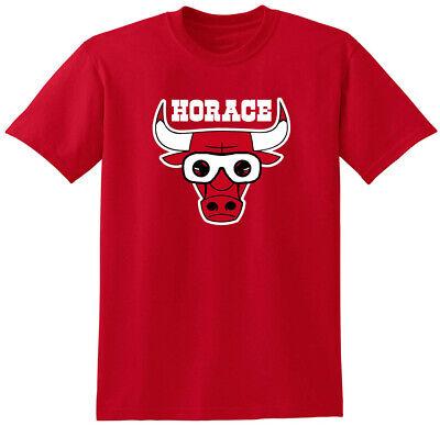 Horace Grant Chicago Bulls Goggles Logo T-Shirt
