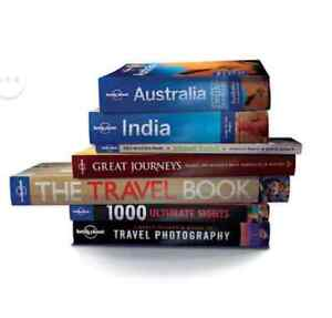 Wanted: Lonely Planet Guide books Brisbane City Brisbane North West Preview