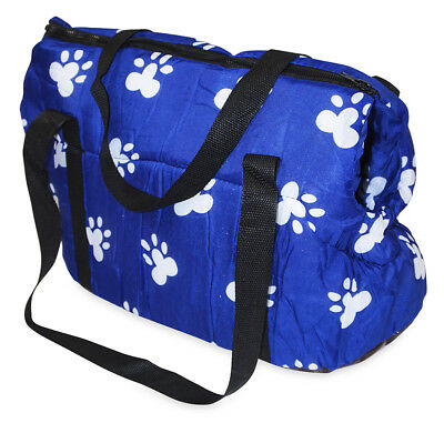 Pawprint Paw Print Carrier Tote Purse Handbag for Dogs Cats 20 inch Large