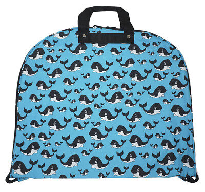 Orca Whale Costume (Orca Whale Dance Costume Hanging Garment Bag Luggage Competition Large Suit)