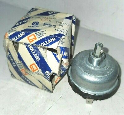 Oem New Holland Tractor Light Switch Assembly Only E7nn11654aa