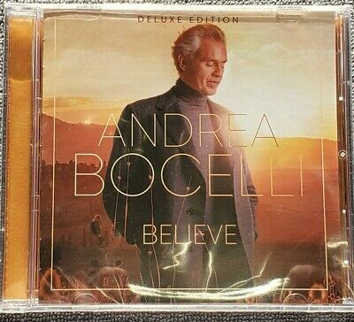 CD Andrea Bocelli - Believe 2020 [NEW]