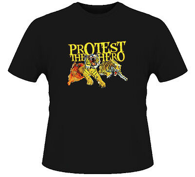 Protest The Hero Music Metal Band Canada T Shirt
