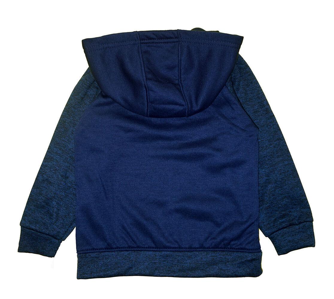 Reebok Boys Navy Blue /& Black Hoodie 2pc Jogger Set Size 2T 3T 4T 4 5 6 7