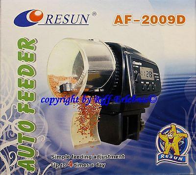 Resun AF-2009D Automatic Feeder with Digital Display for Aquariums