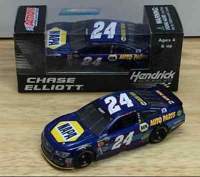 ROOKIE NASCAR 2016 CHASE ELLIOTT # 24 DAYTONA POLE WIN NAPA AUTO PARTS 1/64 CAR