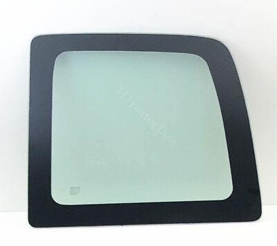 Fits 1996-2018 GMC Savana Van Passenger Right Rear Back Glass Stationary