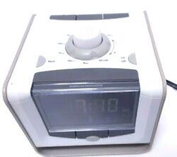 American Innovative Neverlate Executive 7-Day Alarm Clock Radio NL7DEX-US