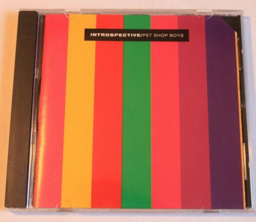 Pet Shop Boys Introspective  Cd