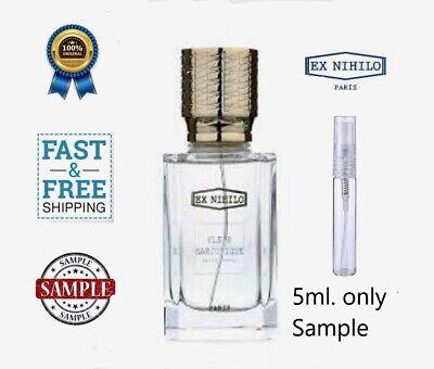 EX NIHILO Fleur Narcotique Unisex EDP Sample Only-5ML.