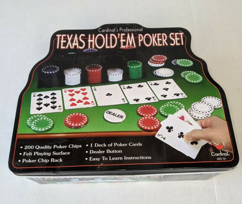 New-Texas Hold