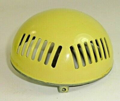 Vintage Hobart KitchenAid Model 4-C Stand Mixer Part - Yellow Rear Motor Cover