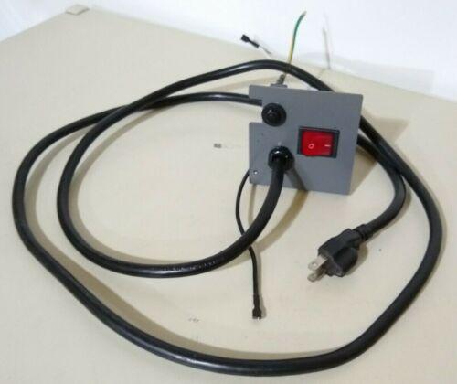 POWER CORD (US) 640100096000 for GBC Pinnacle27 Laminator PTGBC-640100096000