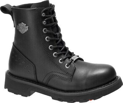"Harley-Davidson Women/'s Inman Mills 5.25/"" Motorcycle Boots D83877"
