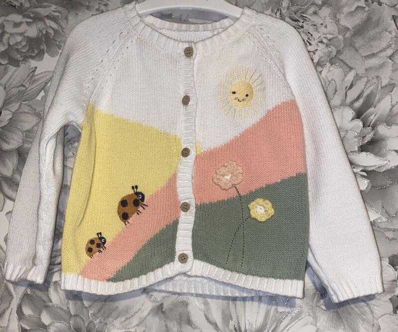 Girls Age 9-12 Months - TU Sainsbury's Cardigan